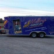 A sneak peek at our trailer